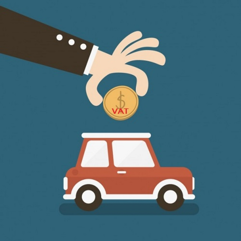 Право на данъчен кредит на нает лек автомобил