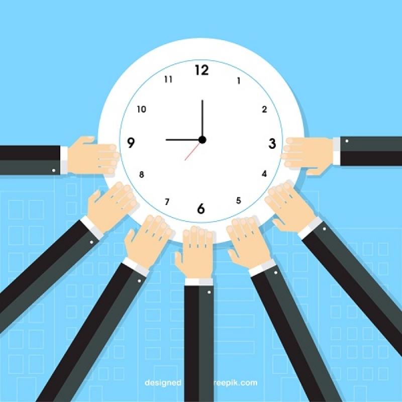 Работно време с променливи граници