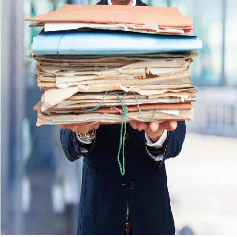 Архив на документи при ликвидация на търговски дружества