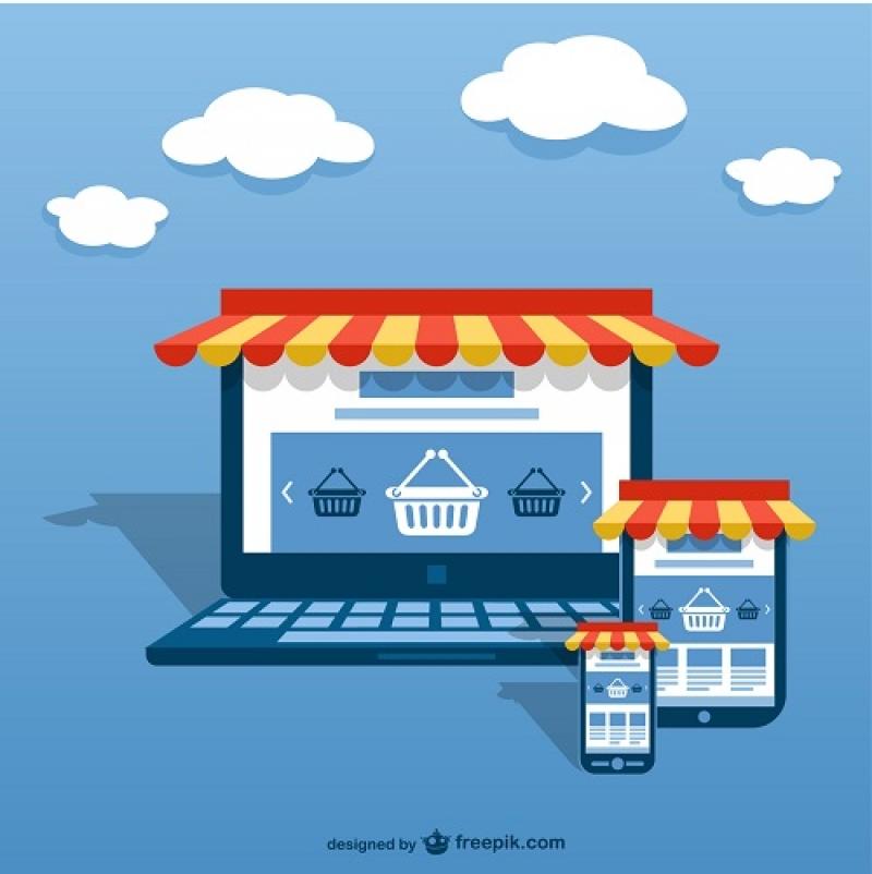 Електронна търговия, осъществявана чрез склад извън страната
