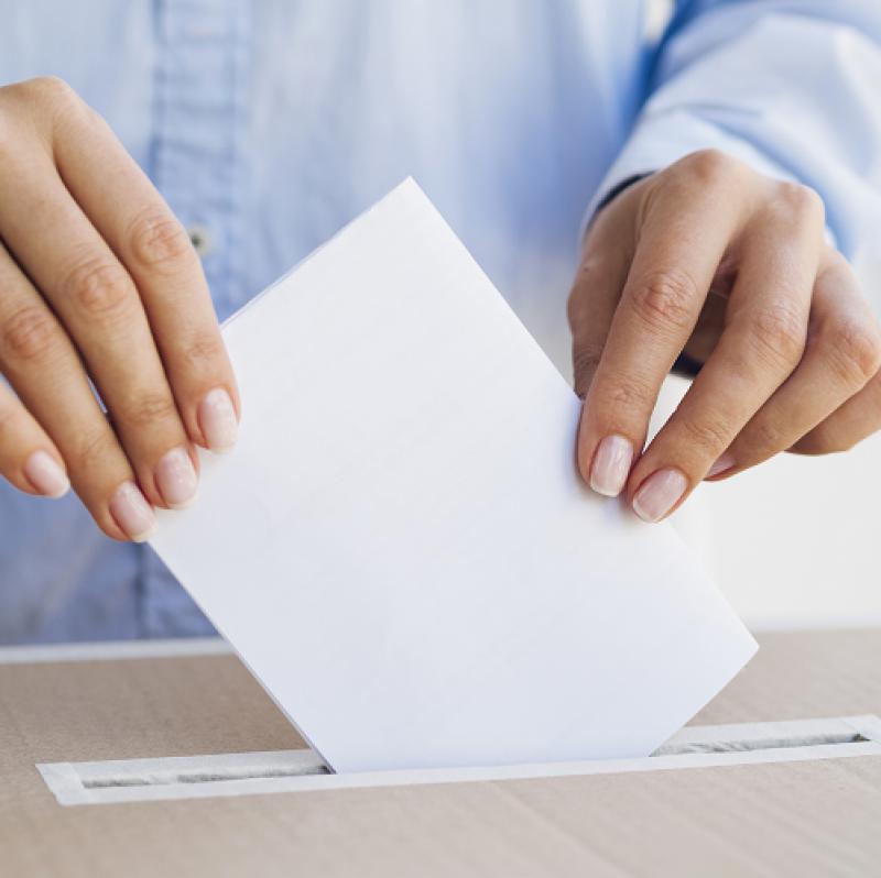 Осигуряване на членове на избирателни комисии