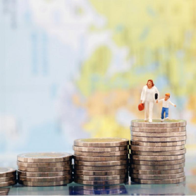 Относно сумата на данъчното облекчение за деца по чл. 22в и 22г от ЗДДФЛ