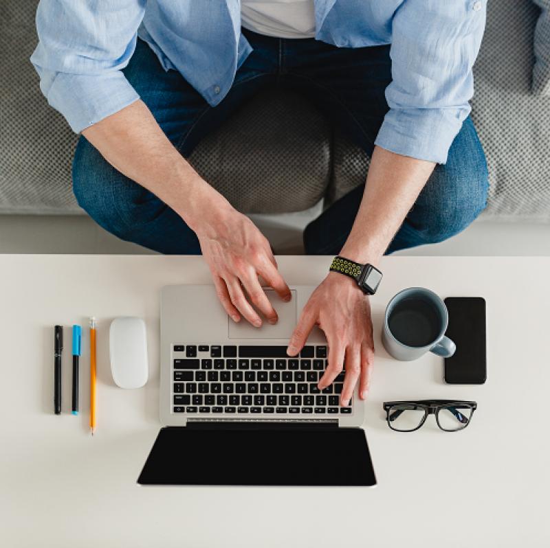 Промяна на работното място при работа от разстояние