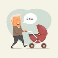 15 дни отпуск по бащинство-обновена